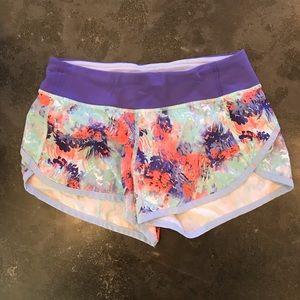 IVIVVA girls printed shorts size 12